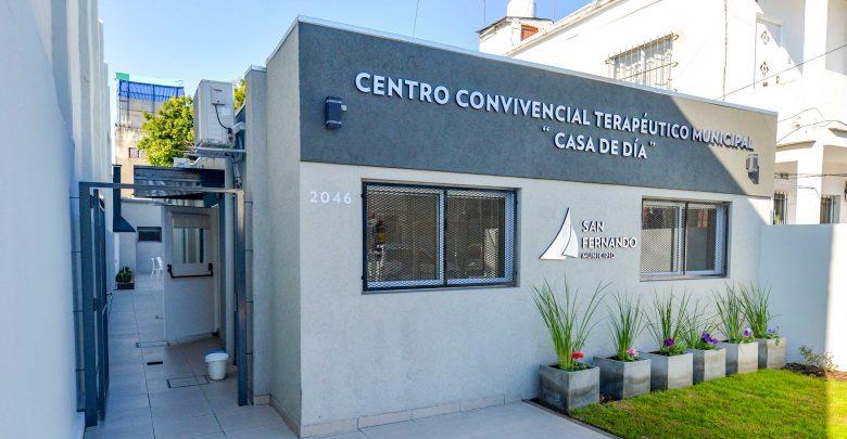 """Renovación de la """"Casa de Día"""" para jóvenes contra las adicciones"""