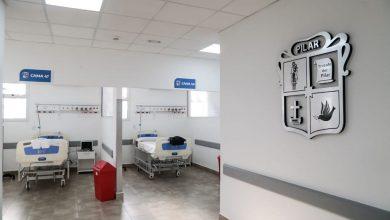 Ampliación del Hospital de Derqui