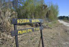 Reserva natural en el Delta