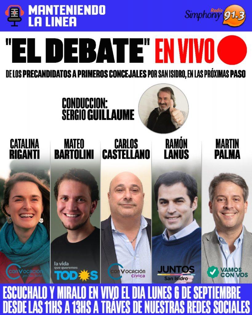 El Debate en vivo
