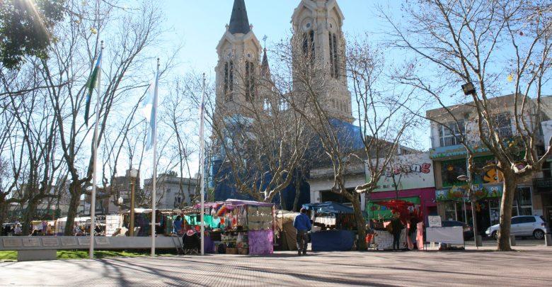 Feria de artesanos San Fernando