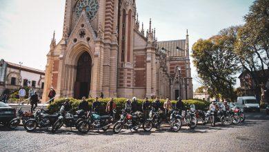 Tour de Argentina 2021 Royal Enfield - Catedral de San Isidro