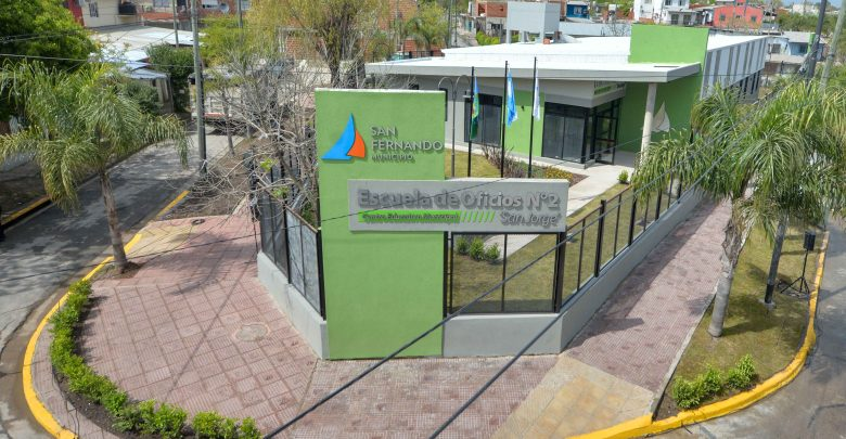 Escuela de Oficios N°2 de San Fernando