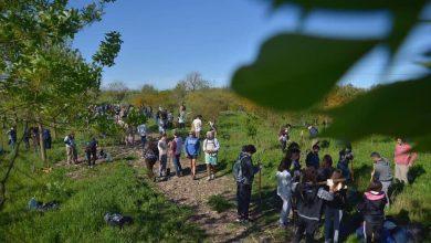 Gran plantación por el 5to aniversario de la Reserva Natural El Corredor